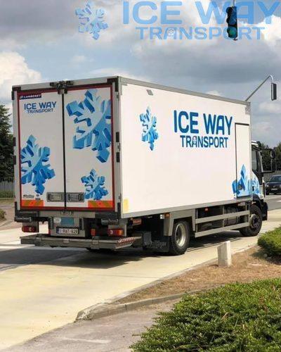 Ice Way Transport - Transports express, frigorique, régulier ou sur mesure